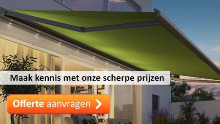 Zonwering leverancier Tilburg